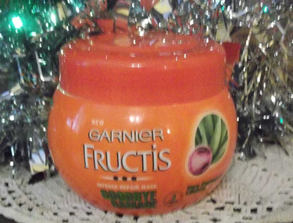 Garnier Fructis Goodbye Damage Intense Repair Mask