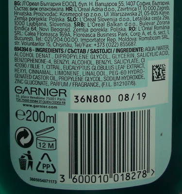Garnier Pure Active Purifying Lotion 2