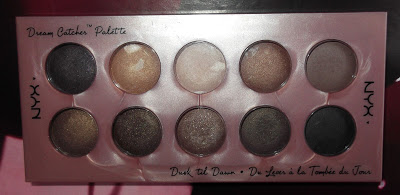 Nyx Dream Catcher Palette Dusk Til Dawn 1