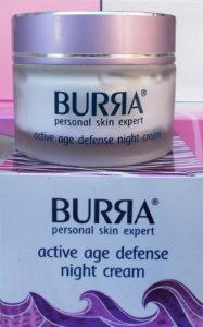 Burra Active Age Defense Night Cream 1