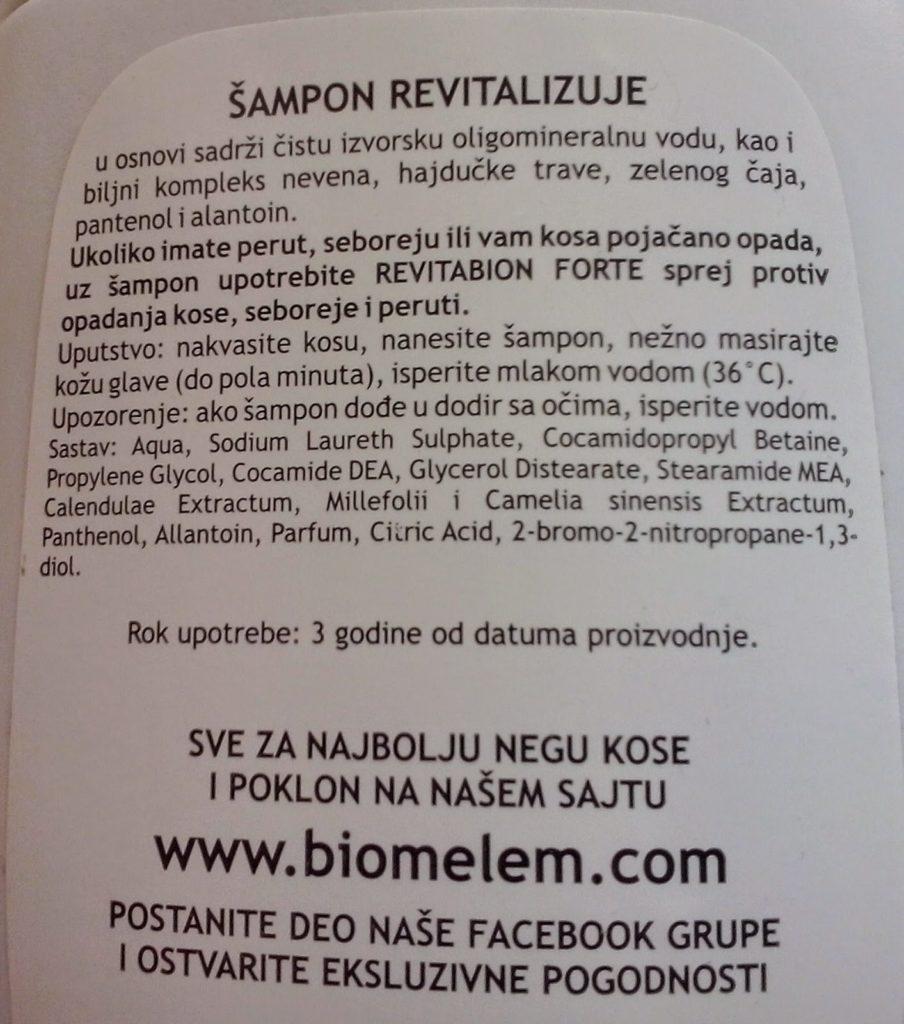 Biomelem 2