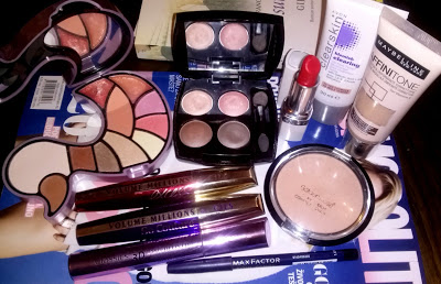 Make-up favourites 2015 1