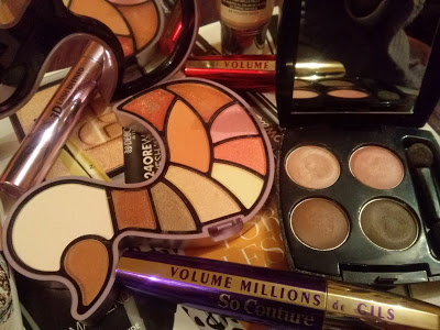 Make-up favourites 2015 3