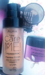 Aura Take Care of Me! Foundation 802 1