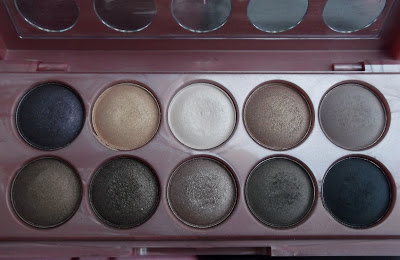 Nyx Dream Catcher Palette Dusk Til Dawn 2